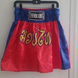 Muay Thai Kickboxing Shorts